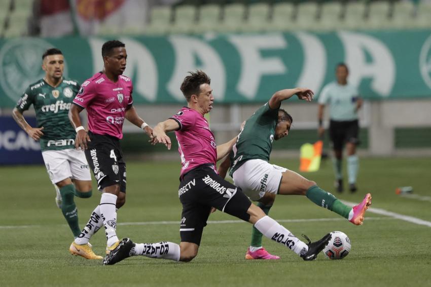 (VIDEO) Goleada matagigantes en Brasil: Palmeiras derrota 5-0 a IDV