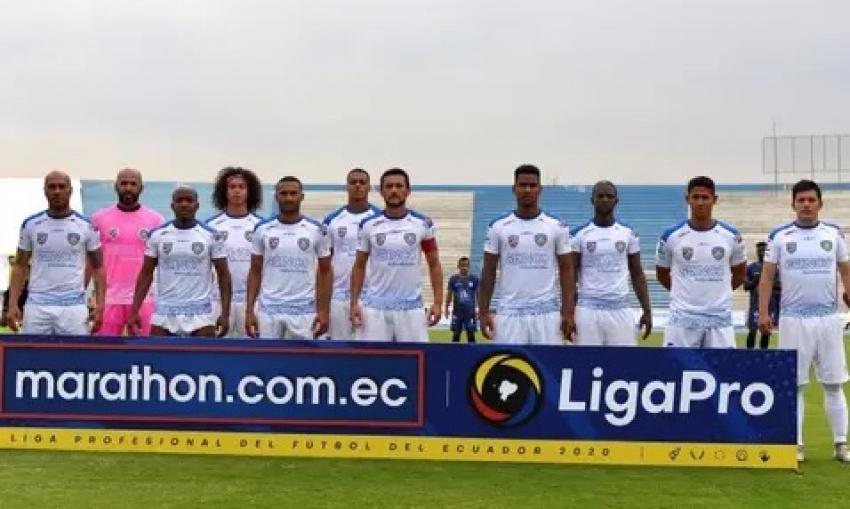 Cumbayá aprovecha la crisis de Liga de Portoviejo y gana con facilidad