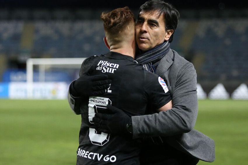 Gustavo Quinteros descartó los rumores de llegar a Boca Juniors