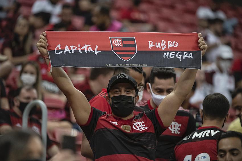 El partido de ida entre Flamengo y Barcelona será con público