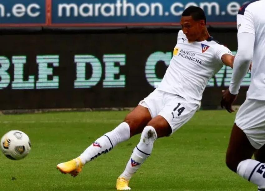 (FOTO) La medida que tomará Liga de Quito tras suspensión a José 'Choclo' Quintero