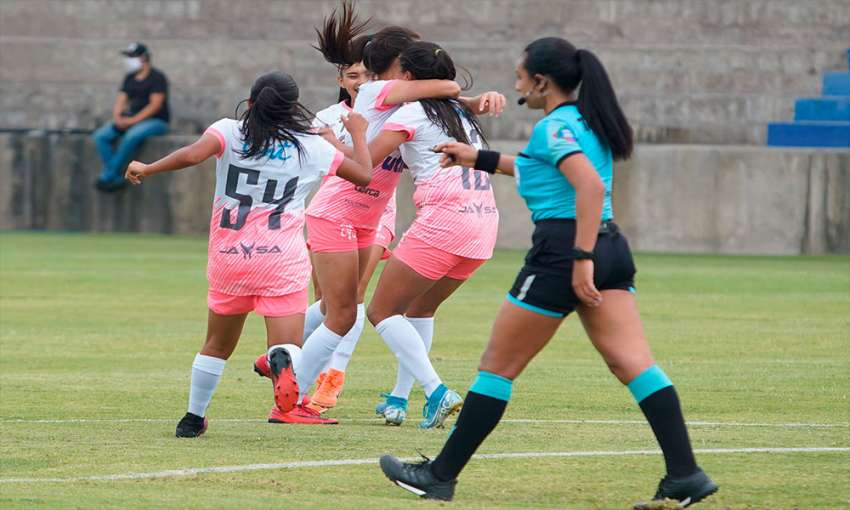 Resultados de la fecha 7 de Superliga Femenina