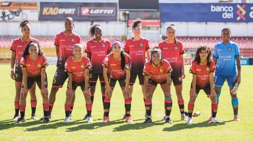 Tabla de posiciones Superliga Femenina, tras cumplirse fecha 7