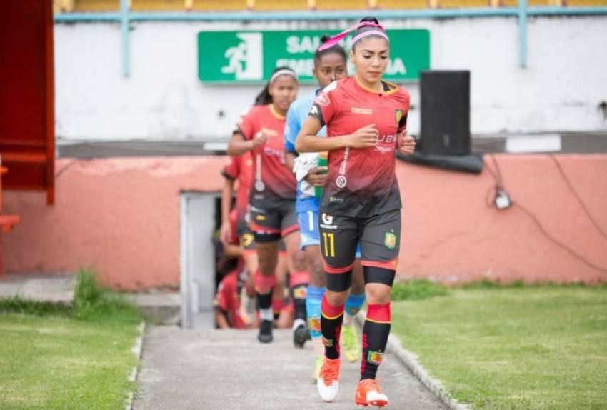Tabla de goleadoras en Superliga Femenina