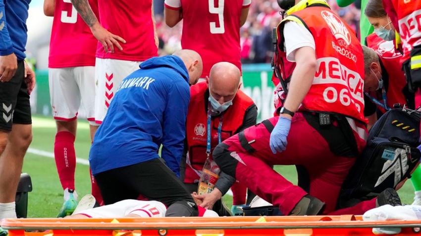 El protocolo médico que salvó la vida de Eriksen