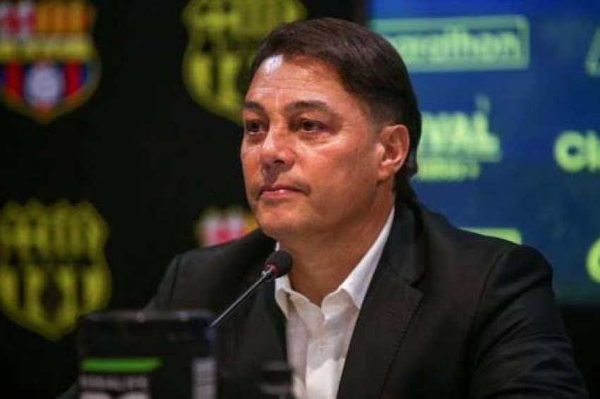 Alfaro Moreno: ''No me gusta que Gabriel Weiner hable sobre la nacionalidad de Byron Castillo''