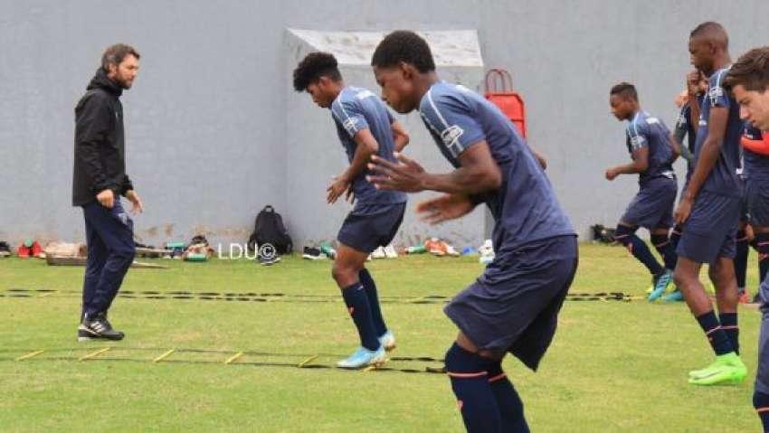 Liga de Quito define entrenador interino ante inminente salida de Repetto