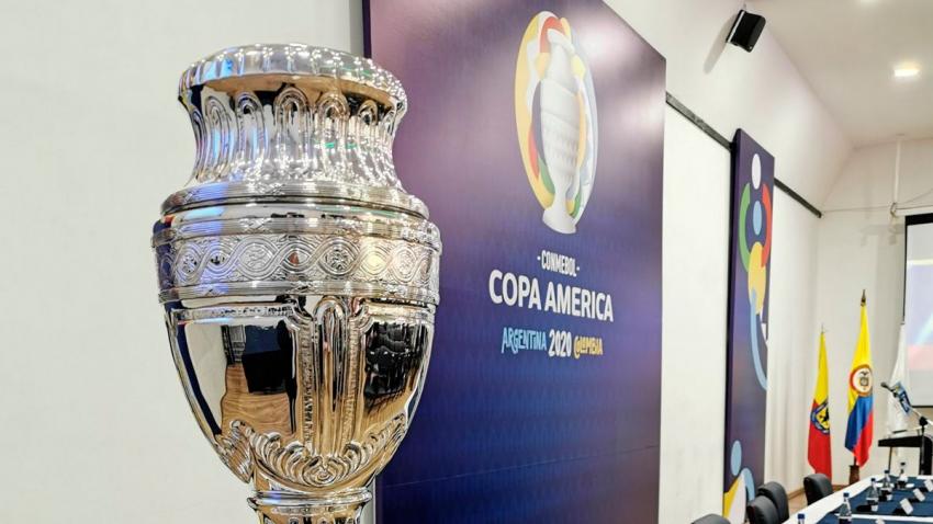 FOTO) Presentaron el balón para la Copa América 2021