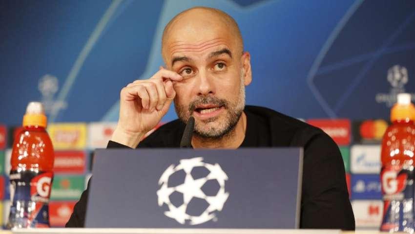 (VIDEO) Guardiola, sus planes con el 'city' y el 'kun' Agüero