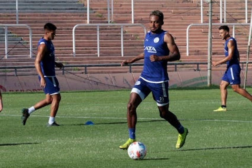 Técnico de Godoy Cruz palpita el debut de Jeison Chalá