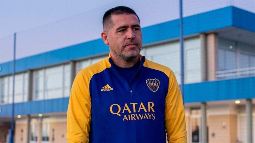 (VIDEO) Juan Román Riquelme: