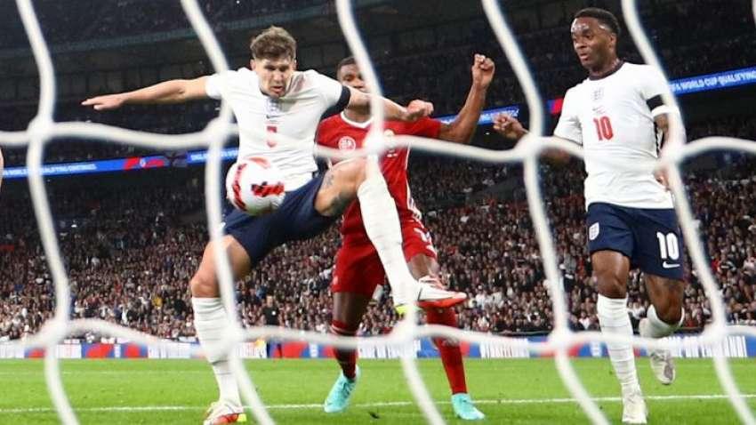 (VIDEO) Inglaterra igualó ante Hungría en Wembley por eliminatorias