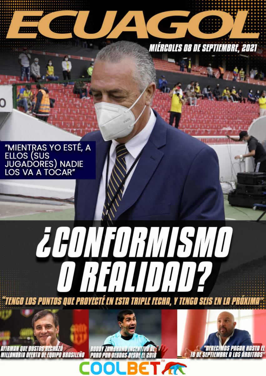 """Gustavo Alfaro: """"No nos sentimos menos que nadie, ni de Brasil, ni de Argentina, ni de Uruguay"""""""