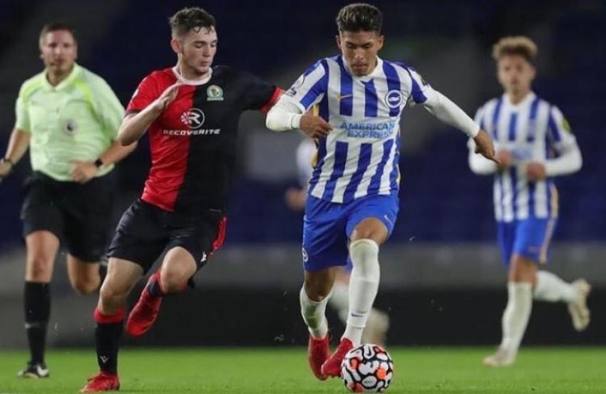 (VIDEO) Jeremy Sarmiento debutó en Inglaterra con el primer equipo del Brighton