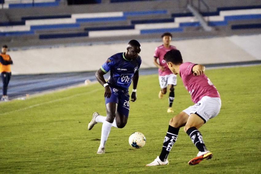 Guayaquil Sport e Independiente Juniors igualaron sin goles en el Modelo