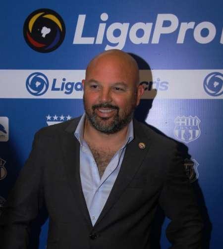 (FOTO) Miguel Ángel Loor: