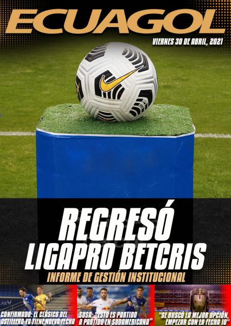 Regresó la LigaPro Betcris