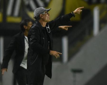DT de Santos: