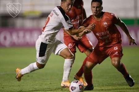 (VIDEO) Guabirá de Kevin Mina cayó de local por Copa Sudamericana
