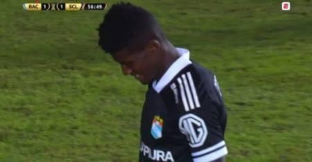 (VIDEO) TREMENDO BLOOPER: Washington Corozo se perdió el segundo gol de forma insólita