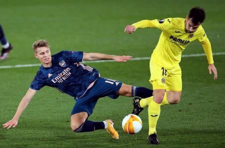 (VIDEO) Villarreal de Pervis Estupiñan a un paso de la final de Europa League