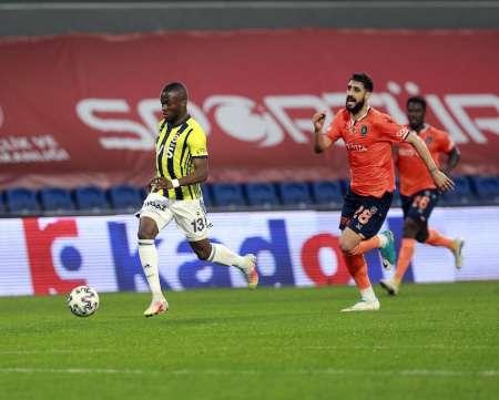 Enner Valencia, presente en triunfo de visitante del Fenerbahçe