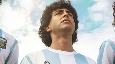 (VIDEO) Se filtran las primeras imágenes de la nueva serie de Maradona
