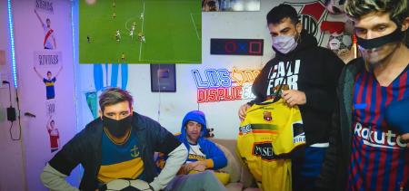 (VIDEO) Youtubers argentinos reaccionaron a la derrota de Boca: ''¿Quién es Barcelona de Ecuador?''