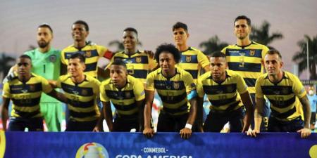 Confirman la convocatoria de un volante ecuatoriano con la selección