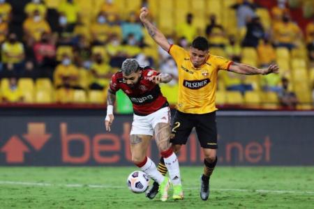 (VIDEO) Así se vivió la semifinal entre Barcelona y Flamengo