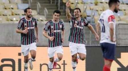 La bajas que podría tener Fluminense contra Barcelona