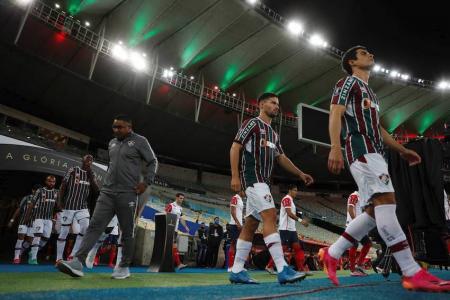 Presidente del Fluminense quiso llegar a un acuerdo con Barcelona SC