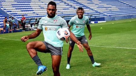 Los convocados de Fluminense para jugar ante Barcelona SC