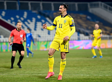 (FOTO) Zlatan Ibrahimović será convocado por su selección