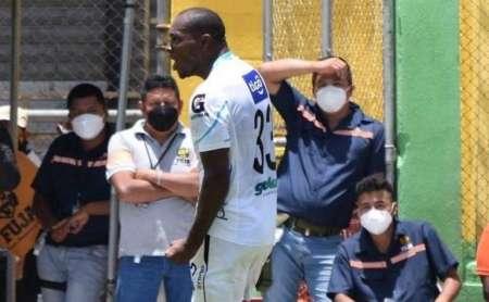 Tercer gol de Juan Luis Anangonó en Comunicaciones FC