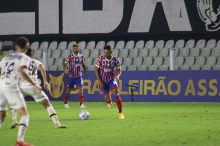 (VIDEO) Leonardo Realpe vio desde el banco el empate de Bragantino