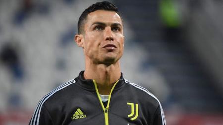 (FOTO) Cristiano Ronaldo se despidió de la Juventus