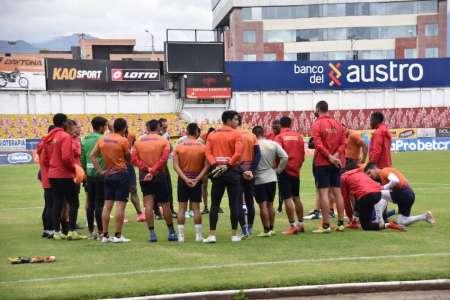 El duro momento que vive el Deportivo Cuenca