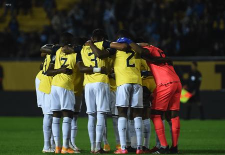 Ecuador tendría su primer convocado para la triple fecha