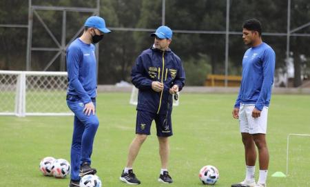CONFIRMADO: Erick Ferigra, convocado a la Selección de Ecuador para los partidos por Eliminatorias