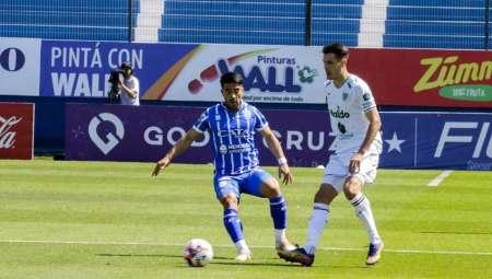 (VIDEO) Jeison Chalá se recupera de una lesión y su equipo no pasa del empate