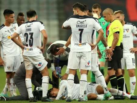 Jugador de Liga de Quito fue operado