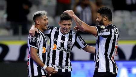 (VIDEO) Atlético Mineiro golea pero sin la presencia de Alan Franco