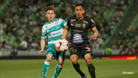 (VIDEO) Ángel Mena marcó y fue el héroe en el agónico empate de León ante Santos