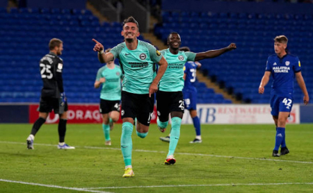 (VIDEO) Asistencia de Moisés Caicedo con el Brighton