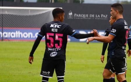 Pedro Vite sin poder sumar minutos en la MLS