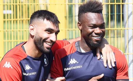 Confirman cuándo será el debut oficial de Felipe Caicedo con Genoa