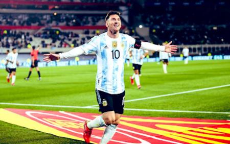 (FOTO) Ecuador, una de las víctimas favoritas de Messi en selección