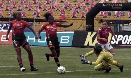 Deportivo Cuenca a la final de la Superliga Femenina