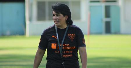 Jenny Herrera, anunció que no continuará al mando de 'Guerreras Albas'
